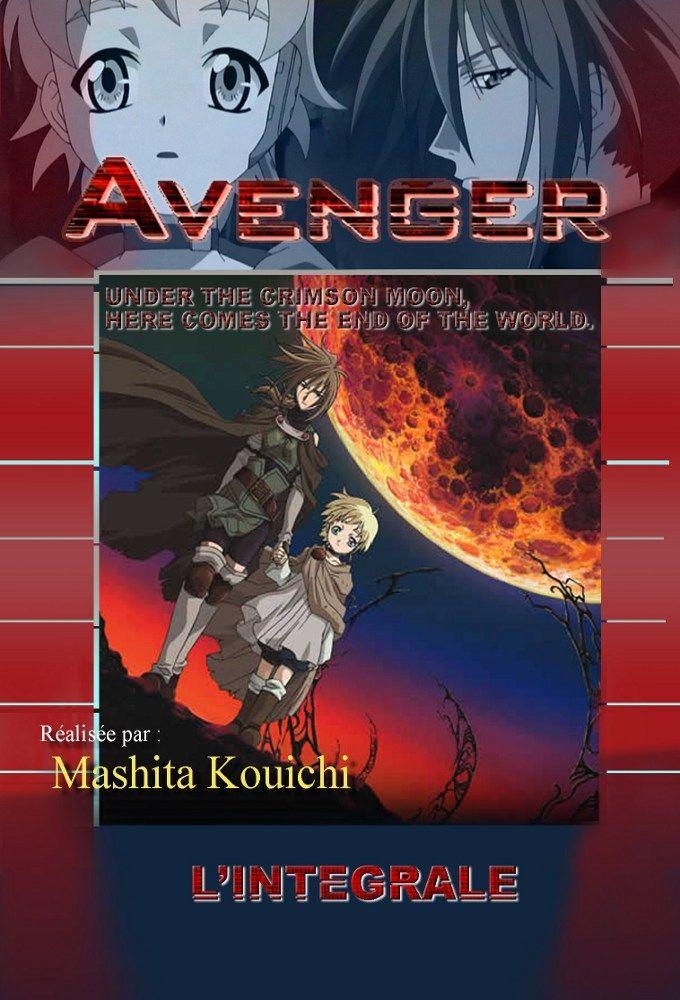 Avenger cover