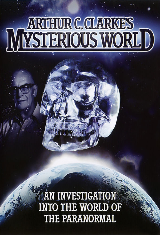 Arthur C. Clarke's Mysterious World cover