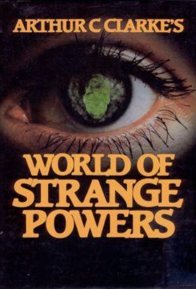 Arthur C. Clarke's World of Strange Powers cover