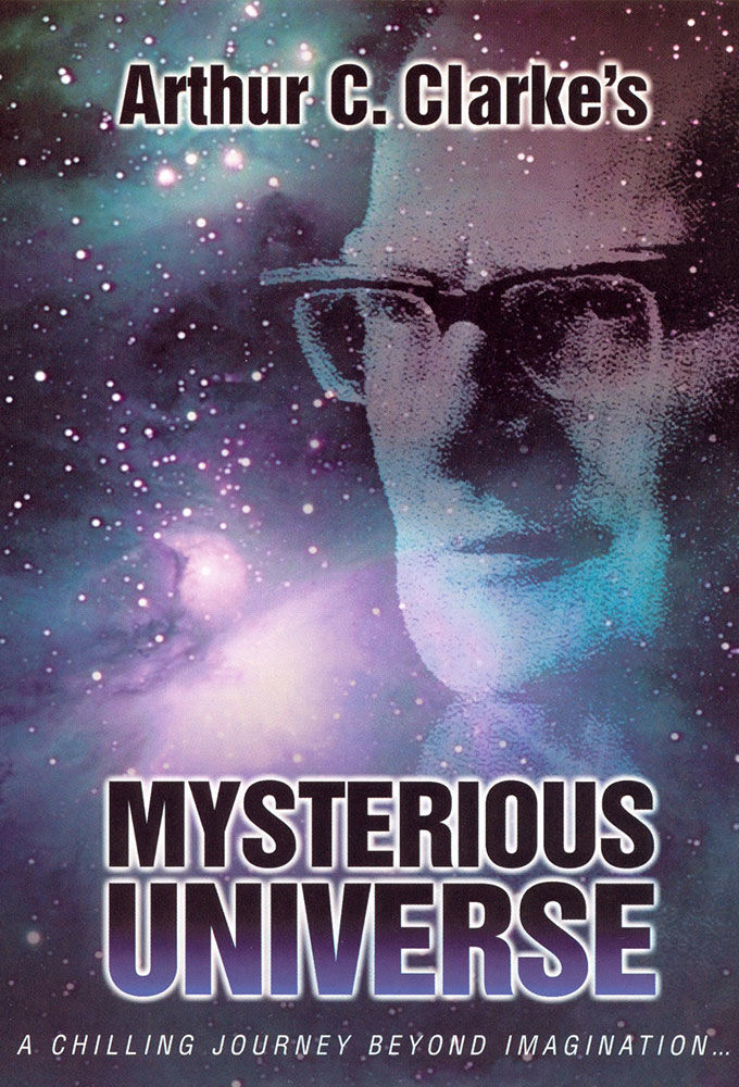 Arthur C. Clarke's Mysterious Universe cover