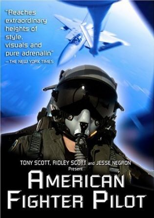 American Fighter Pilot cover