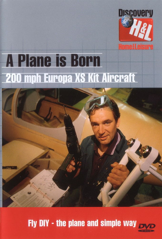 A Plane is Born cover