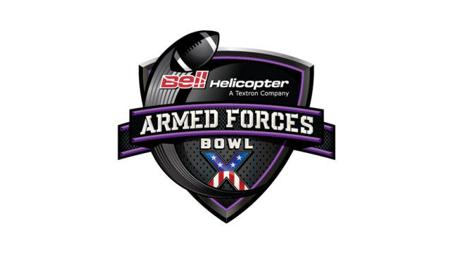 Armed Forces Bowl cover