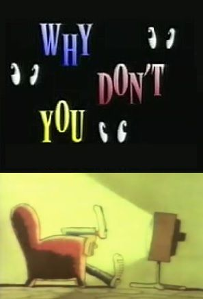 Why Don't You? cover