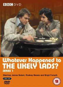 Whatever Happened to the Likely Lads? cover