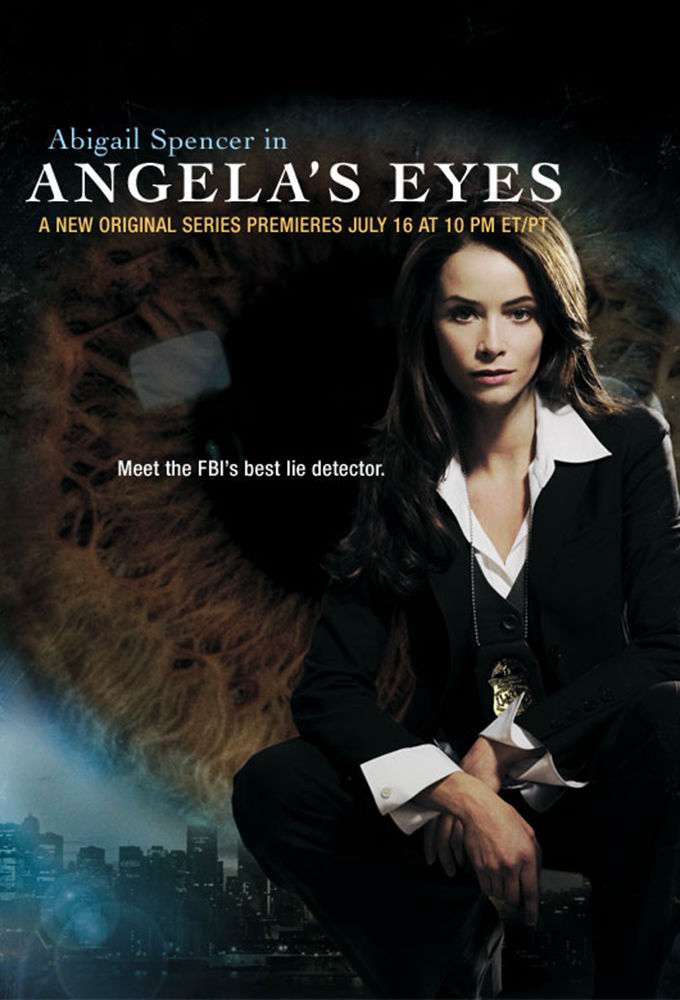 Angela's Eyes cover