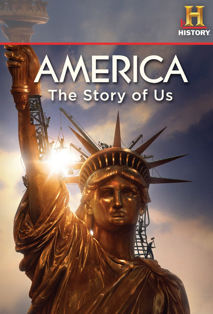America: The Story of Us cover