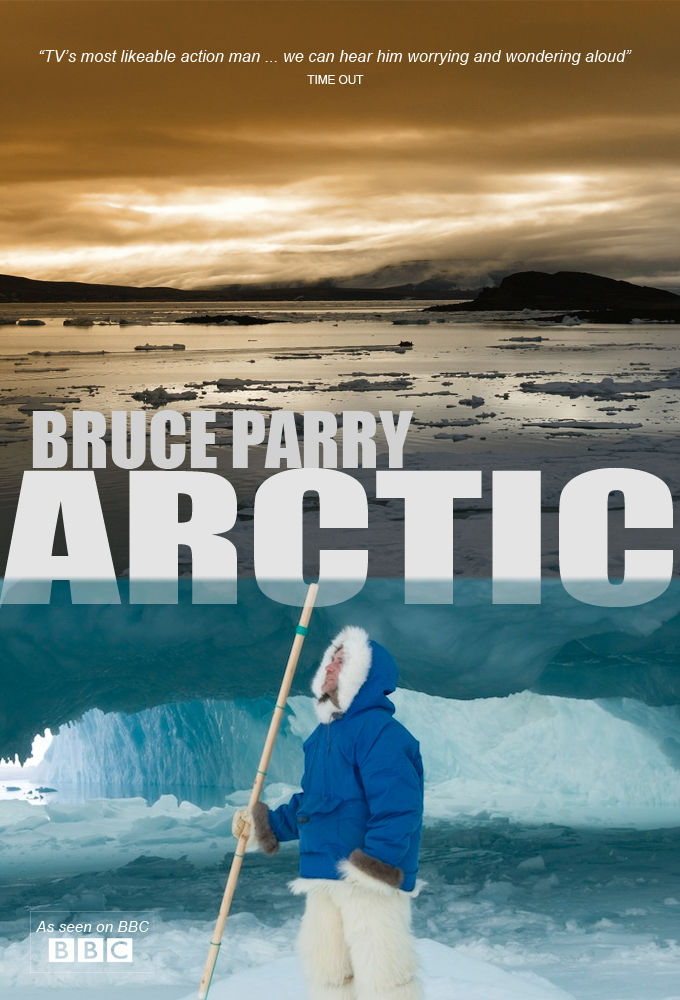 Arctic with Bruce Parry cover