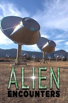 Alien Encounters cover