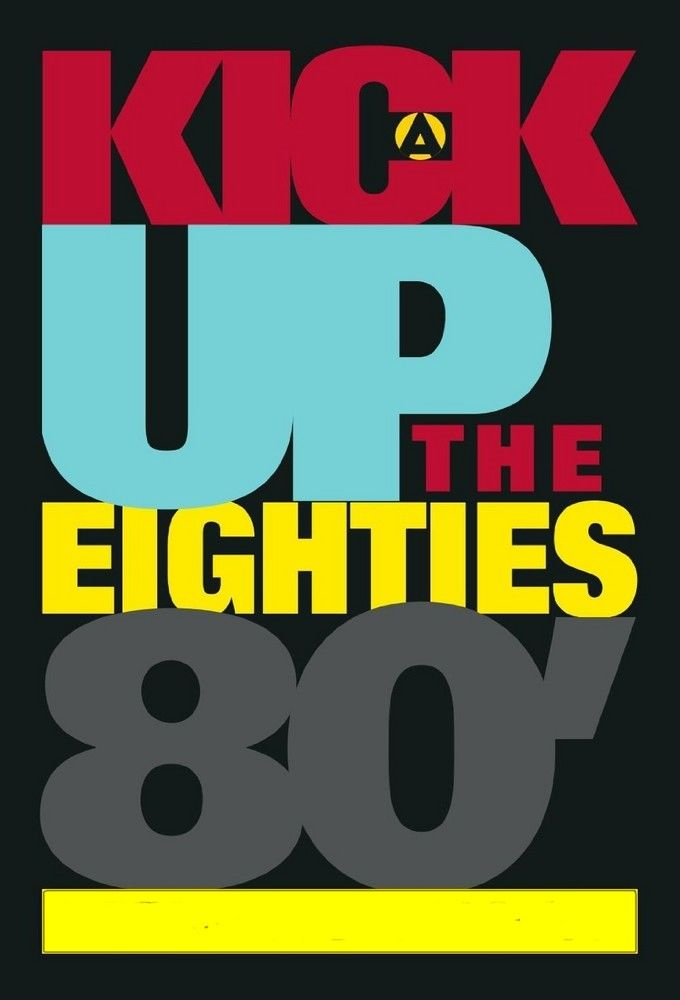 A Kick Up the Eighties cover