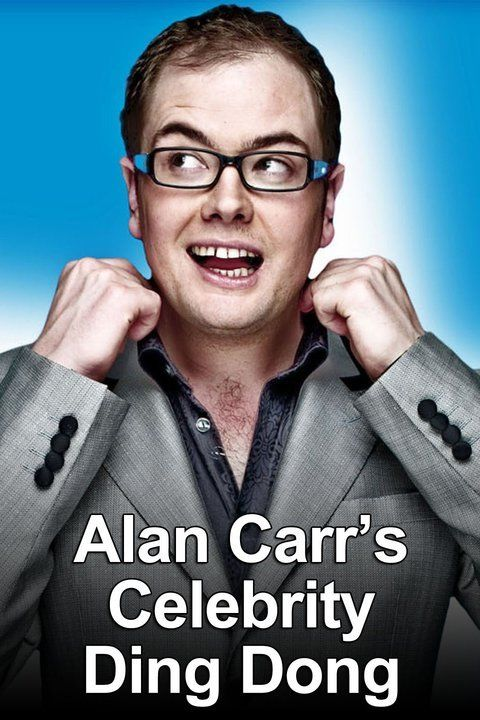 Alan Carr's Celebrity Ding Dong cover