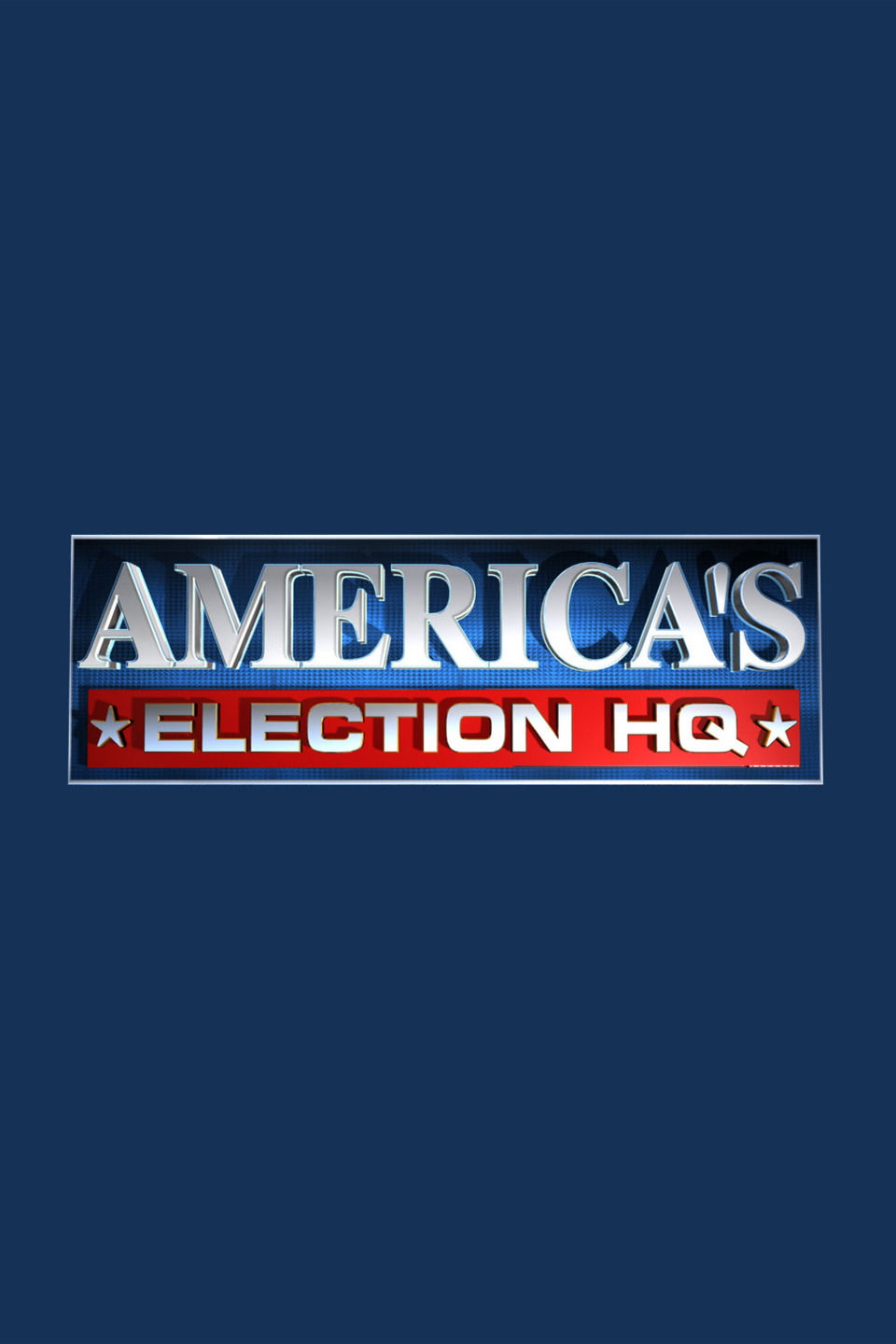 America's Election Headquarters cover