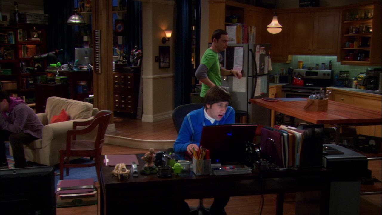 Agymenők (The Big Bang Theory) - The Zarnecki Incursion 1 ...