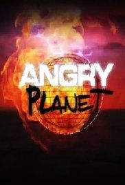 Angry Planet cover