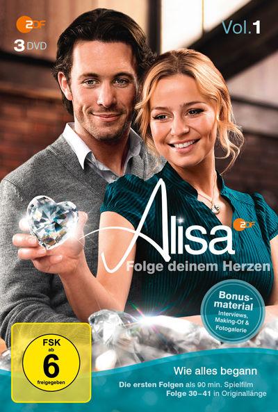 Alisa - Folge deinem Herzen cover