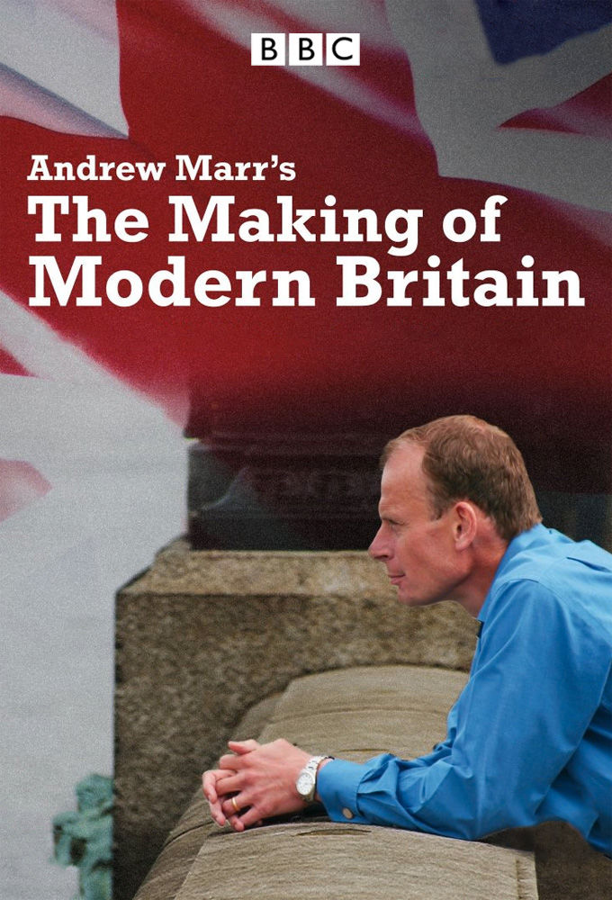 Andrew Marr's The Making of Modern Britain cover