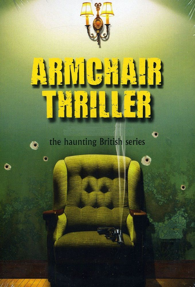 Armchair Thriller cover
