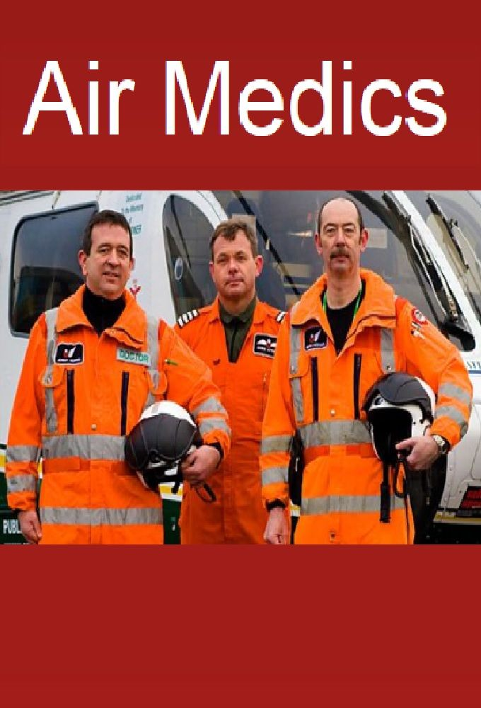 Air Medics cover