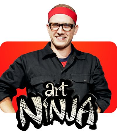 Art Ninja cover