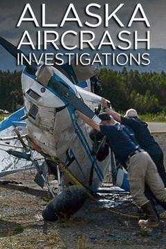 Alaska Aircrash Investigations cover