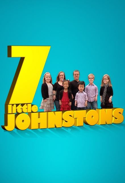 7 Little Johnstons cover