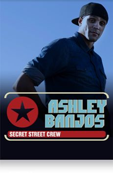 Ashley Banjo's Secret Street Crew cover