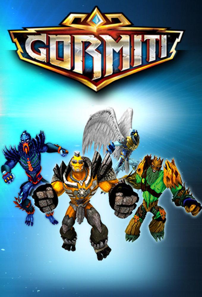 Main Trailer Sales >> Gormiti Nature Unleashed   TVmaze