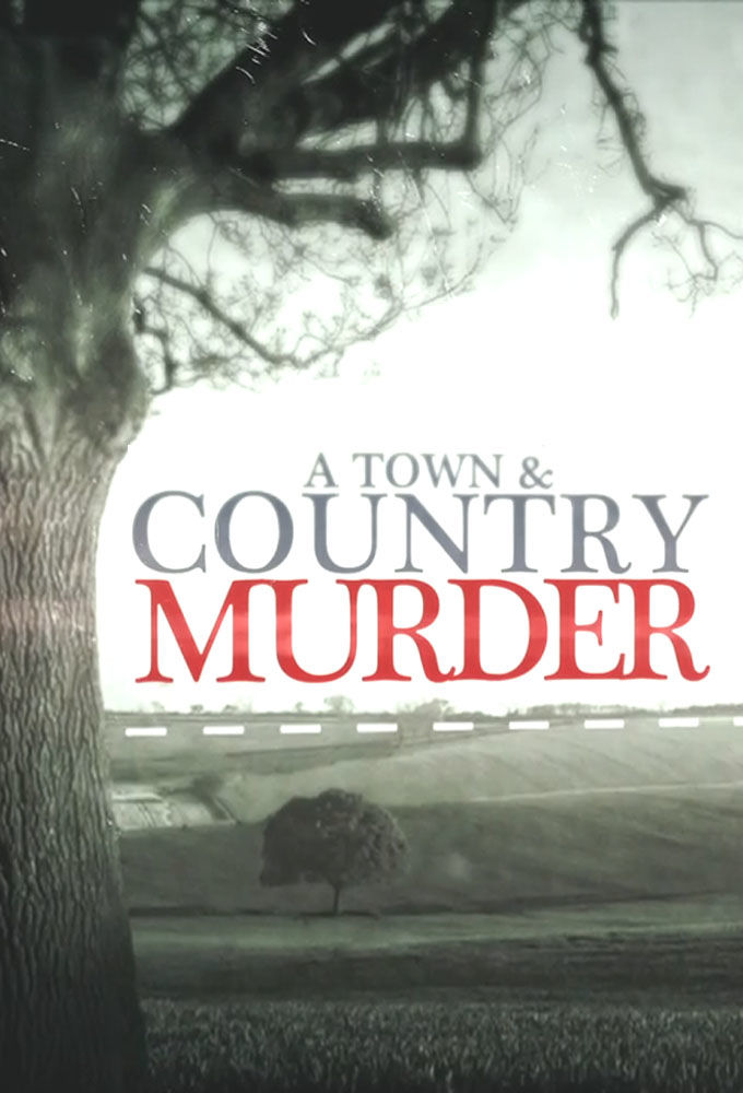 A Town & Country Murder cover