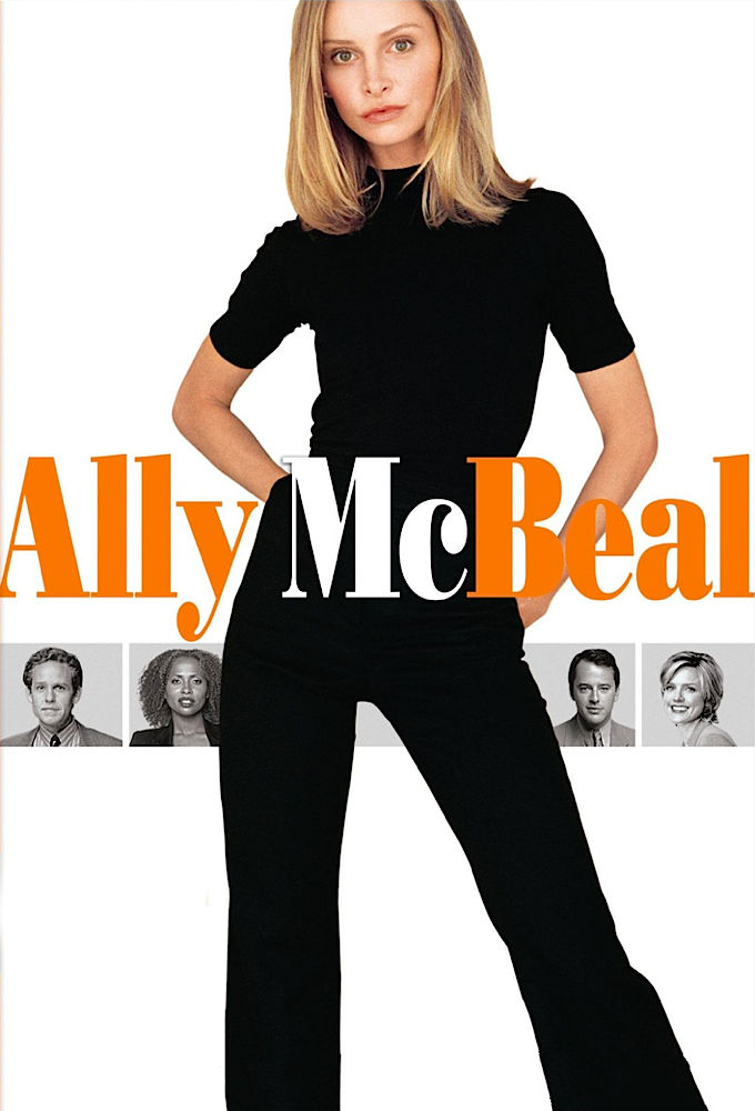 Ally McBeal cover