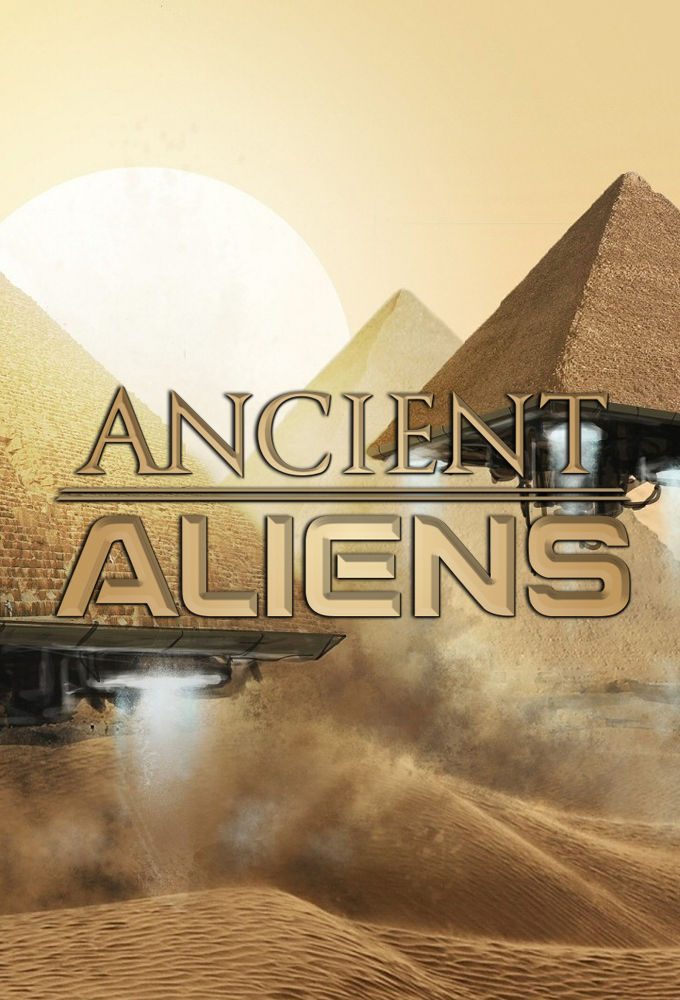 Ancient Aliens cover