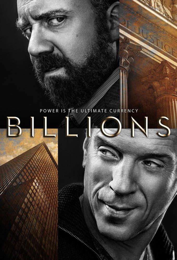 Billions cover
