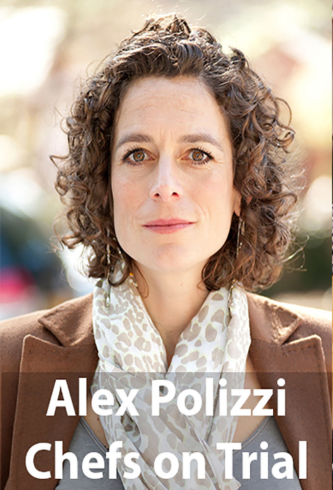Alex Polizzi: Chefs on Trial cover