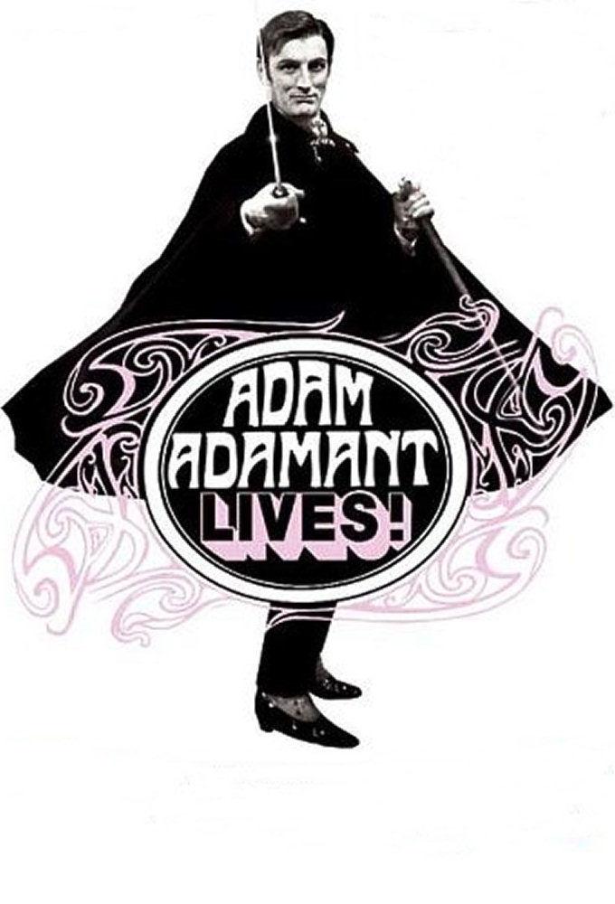 Adam Adamant Lives cover