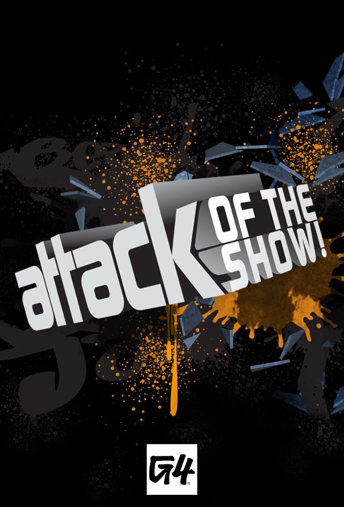 Attack of the Show! cover