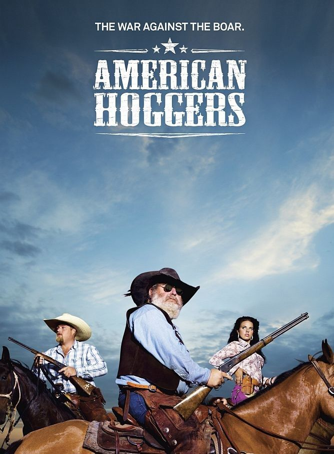 American Hoggers cover