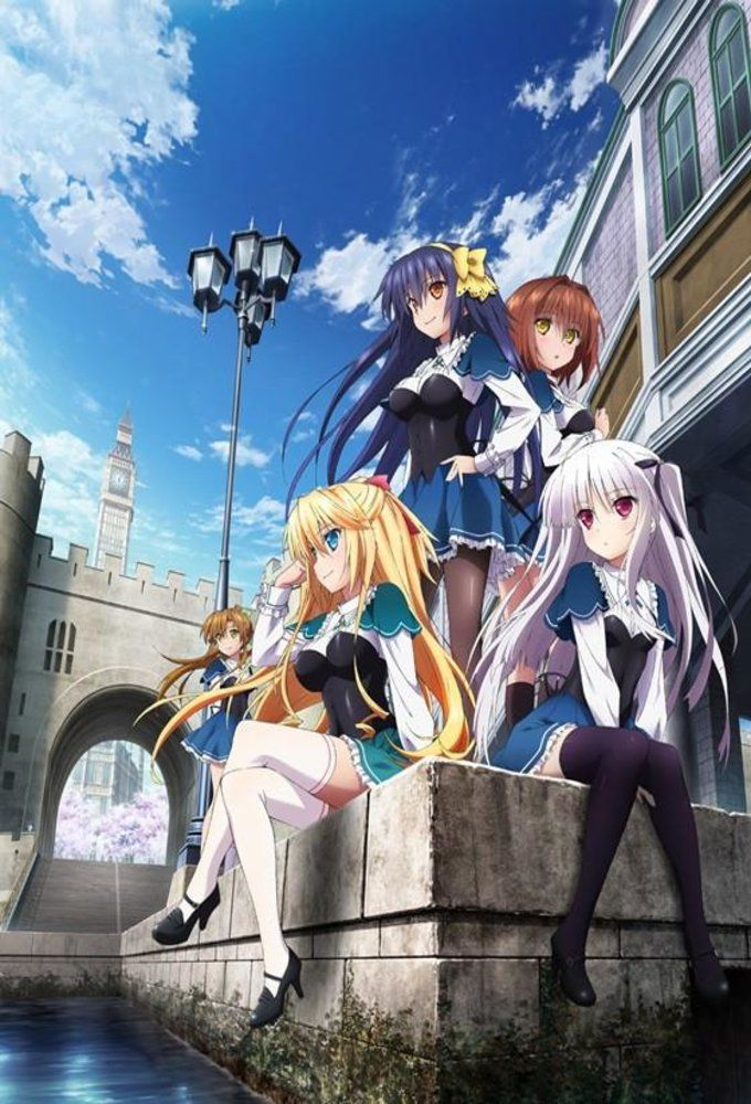 Absolute Duo cover