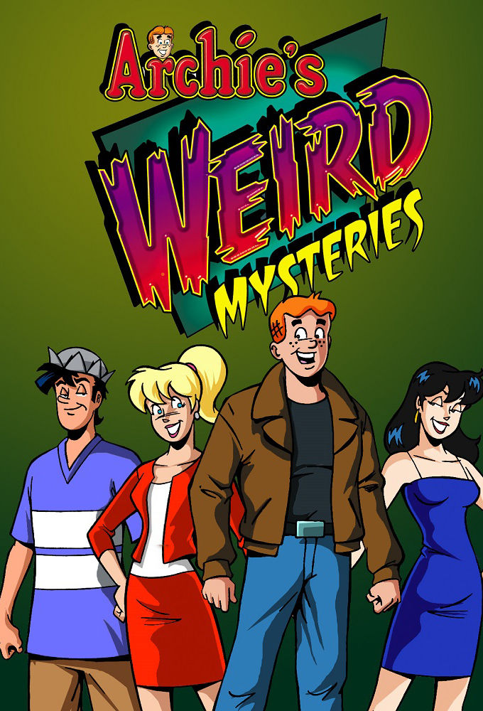 Archie's Weird Mysteries cover