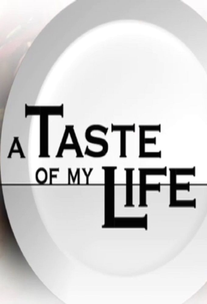 A Taste of My Life cover