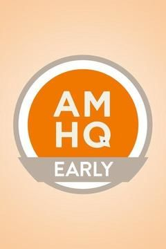 AMHQ Early cover