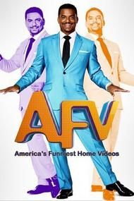 America's Funniest Home Videos cover