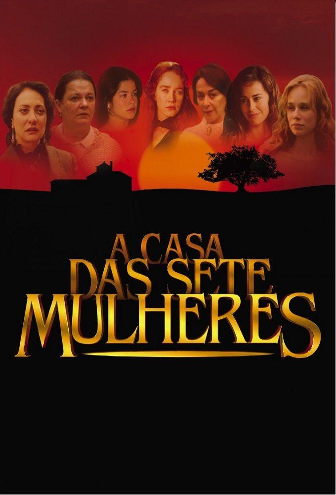 A Casa das Sete Mulheres cover