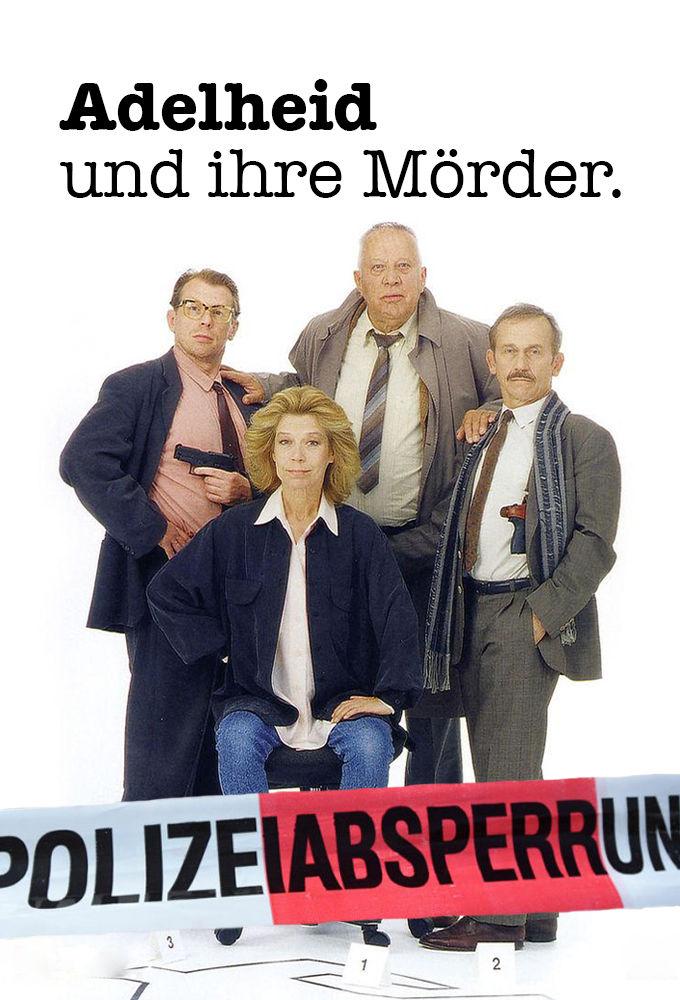 Adelheid und ihre Mörder cover