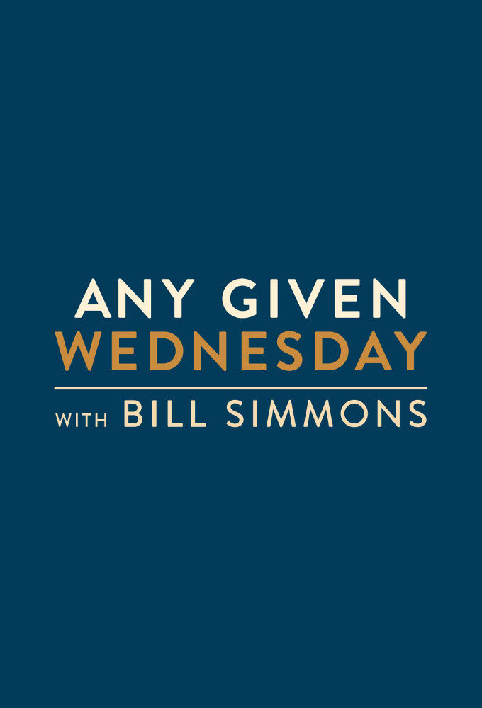 Any Given Wednesday with Bill Simmons cover