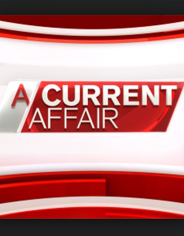 A Current Affair cover