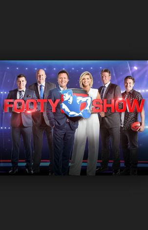 AFL Footy Show cover