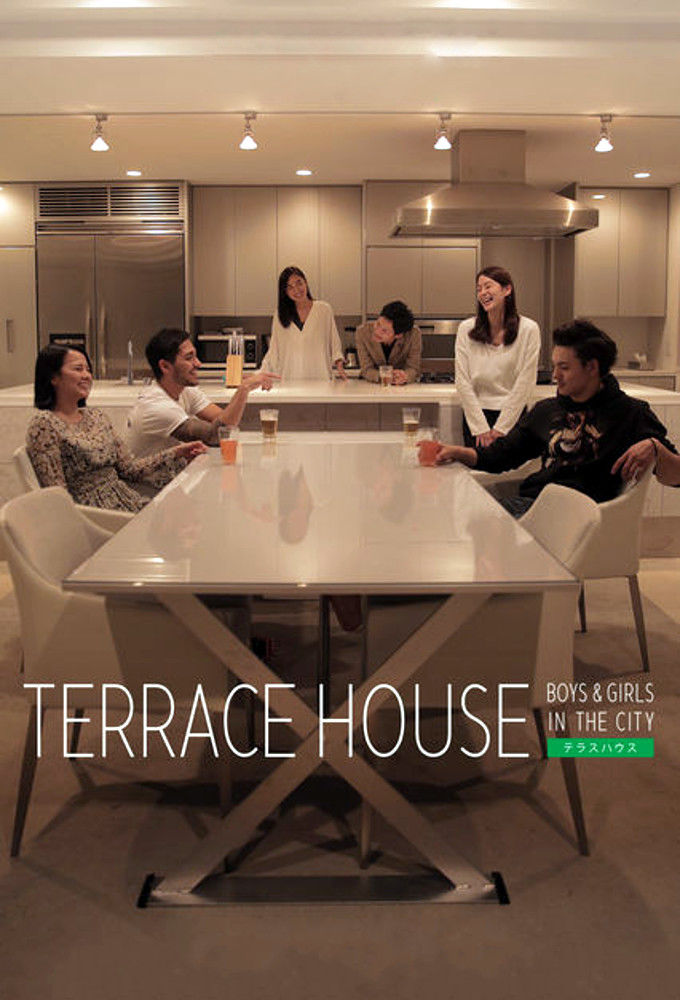 Terrace house boys girls in the city tvmaze for Terrace house episode 1