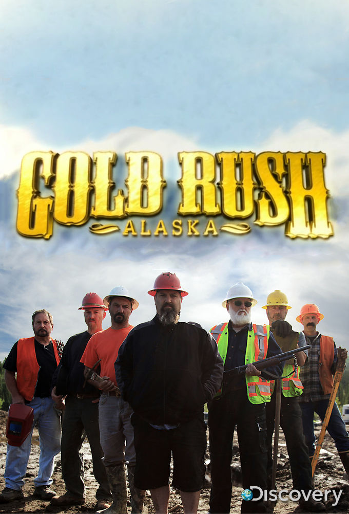 Discovery Channel Shows >> Gold Rush | TVmaze