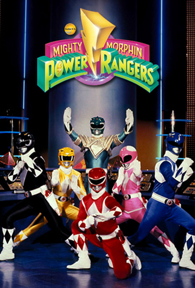 Power Rangers Tvmaze