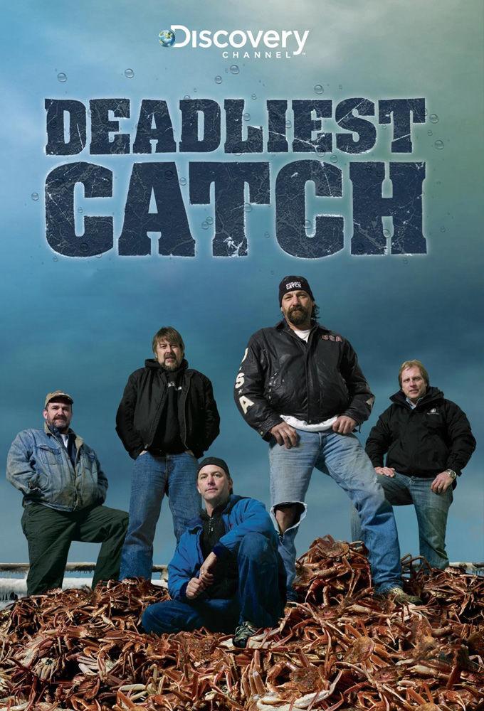 Deadliest Catch cover