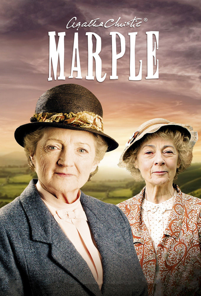 Agatha Christie's Marple cover